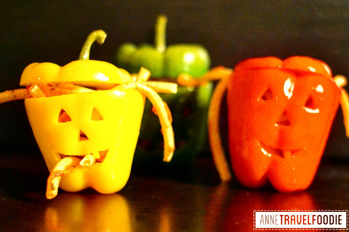 Vegan And Vegetarian Halloween Recipe Anne Travel Foodie