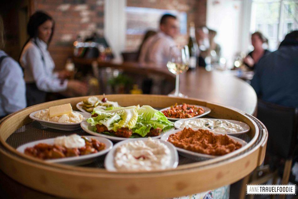Win a turkish christmas dinner in amsterdam anne travel for Turks restaurant amsterdam