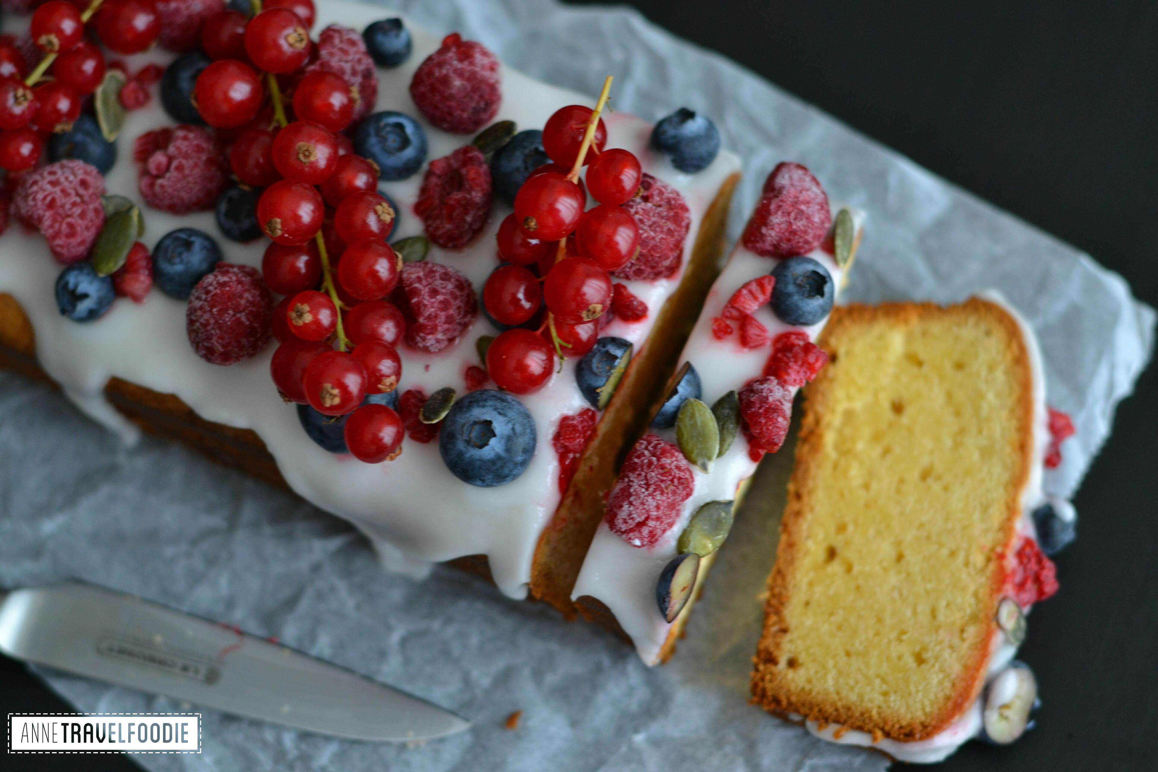 Gluten Free Lemon Pound Cake Mix