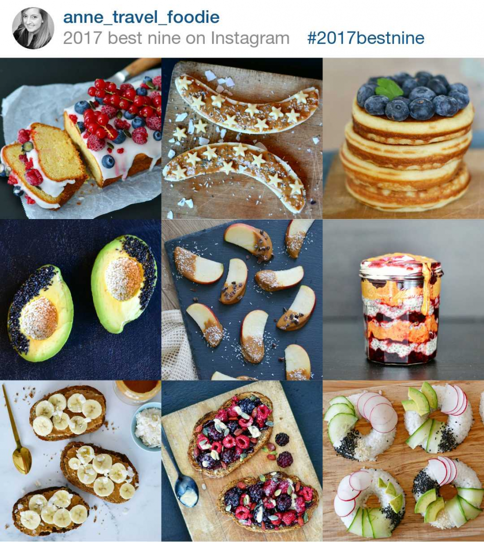 Nine best pictures of 2017 anne travel foodie these are my nine most liked pictures of my instagram account annetravelfoodie of 2017 i think my followers really like peanut butter as 4 out of 9 forumfinder Gallery